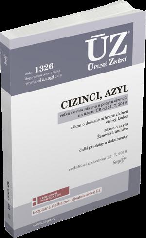 ÚZ č. 1326 - Cizinci, Azyl