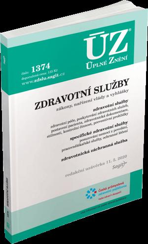 ÚZ č. 1374 - Zdravotní služby