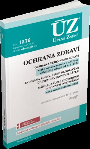 ÚZ č. 1376 - Ochrana zdraví