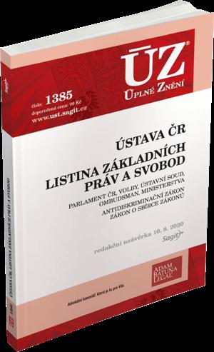 ÚZ č. 1385 - Ústava ČR, Listina základních práv a svobod