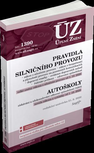 ÚZ č. 1390 - Pravidla silničního provozu, Autoškoly