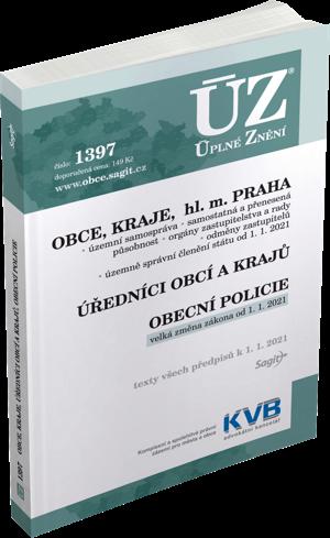 ÚZ č. 1397 - Obce, Kraje, hl. m. Praha, Úředníci obcí a krajů, Obecní policie