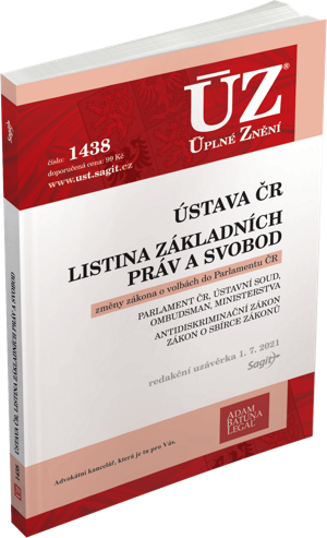 ÚZ 1438-ÚSTAVA ČR
