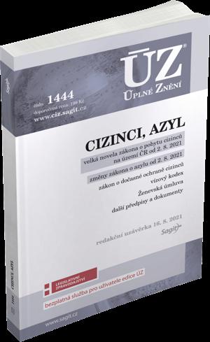 ÚZ 1444-CIZINCI,AZYL