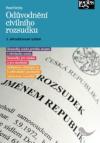 Odůvodnění civilního rozsudku, 2. vydání