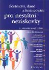 Účetnictví, daně a financování pro nestátní neziskovky, 3 vydání